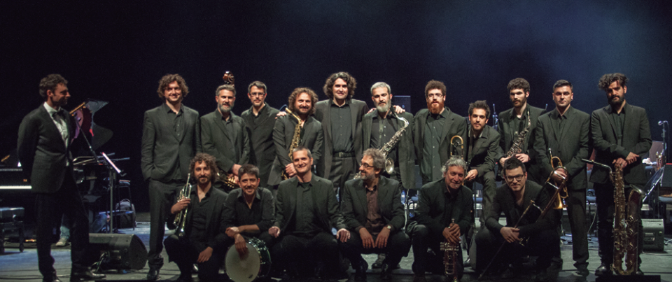 'Sinatra 100 anys' Bruno Oro & Vicens Martín Dream Big Band